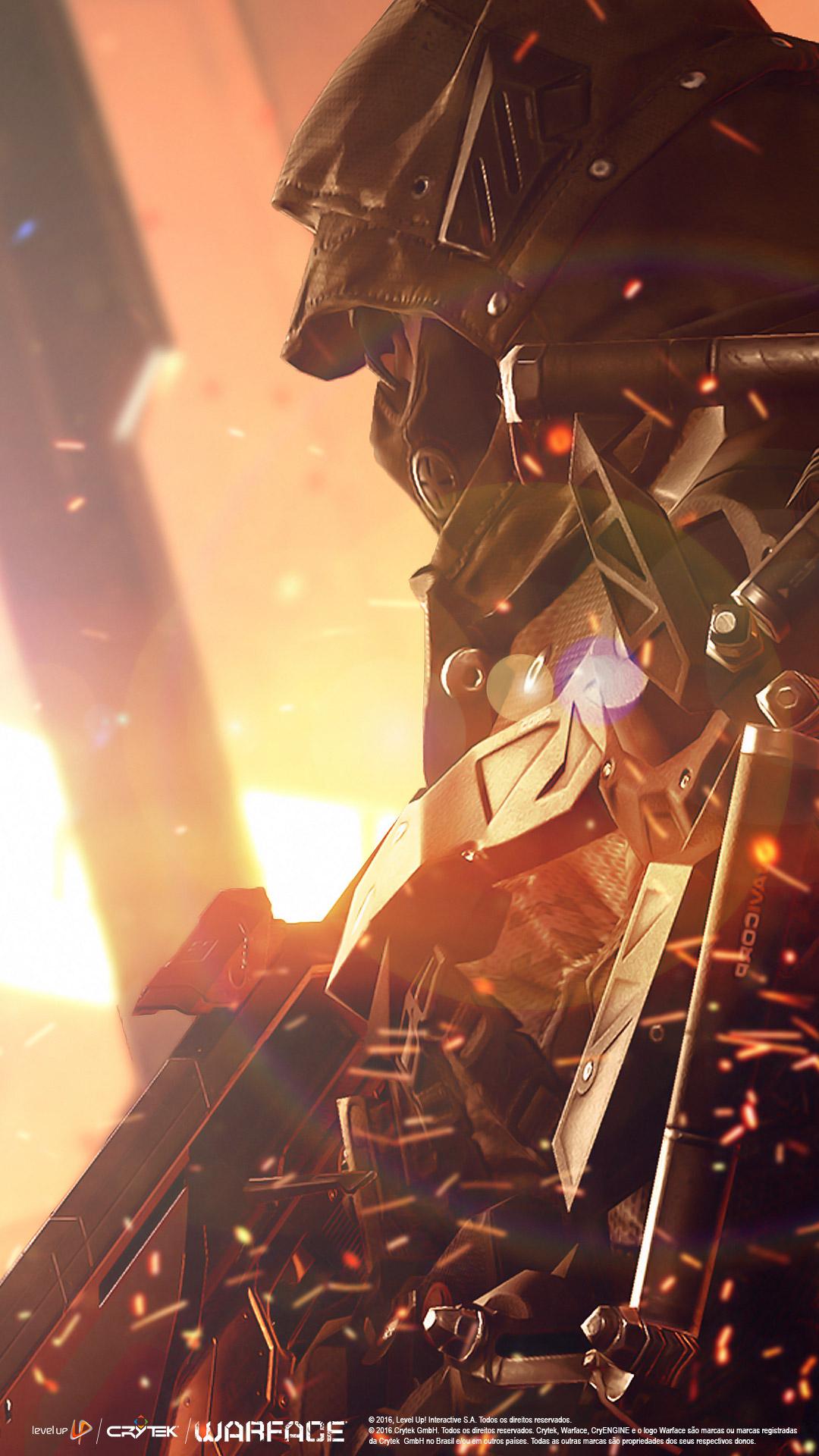 Wallpapers Warface FPS Online Jogos de Tiro Level Up
