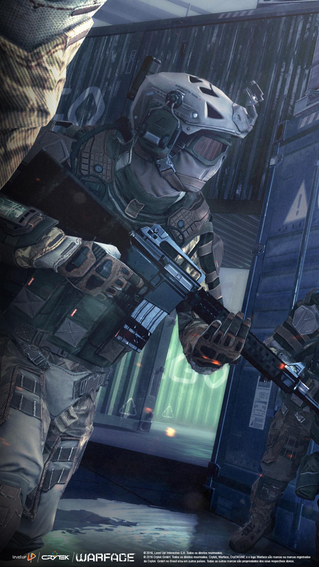 Wallpapers - Warface - FPS Online